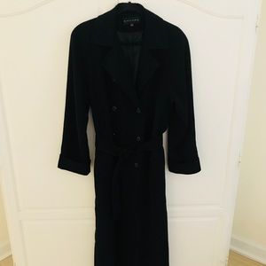 Gallery Belted Waist Trench Coat